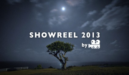 indieVISUAL Showreel 2013
